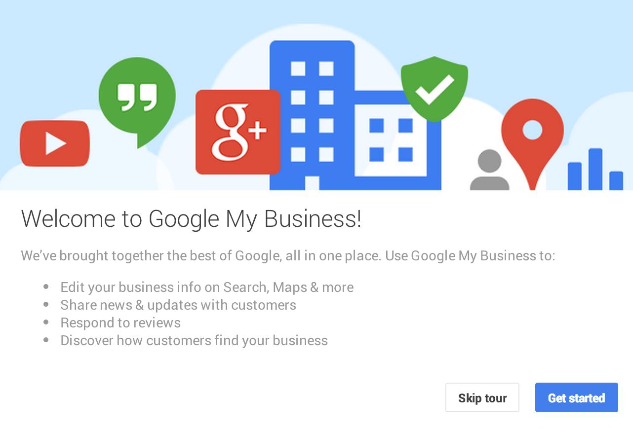 Aplikasi Google My Business