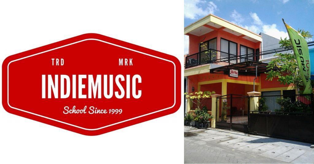 Indie Music - Salah Satu Sekolah Musik Di Surabaya