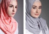 gaya hijab simple