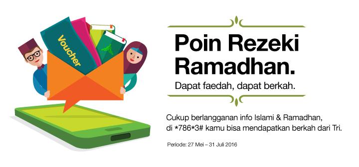Ramadhan Bersama Tri