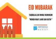 Hari Raya Idul Fitri 1437 H