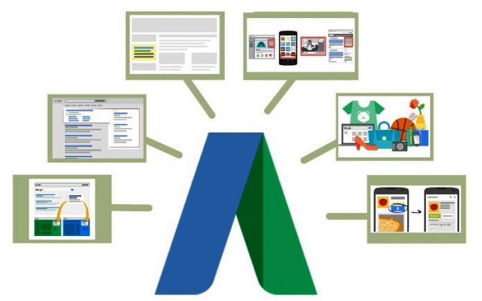 Jenis Kampanye Google AdWords