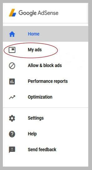 gambar 1 - cara mengubah akun hosted mejadi non-hosted - my ads
