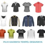 levidio - story board - contoh clothing creator
