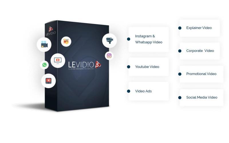 levidio volume 5 : google ads template
