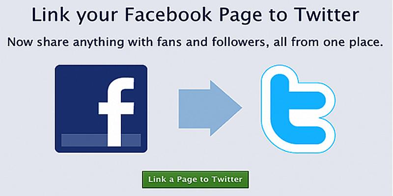 Menghubungkan Facebook Page dengan Twitter by Infodigimarket