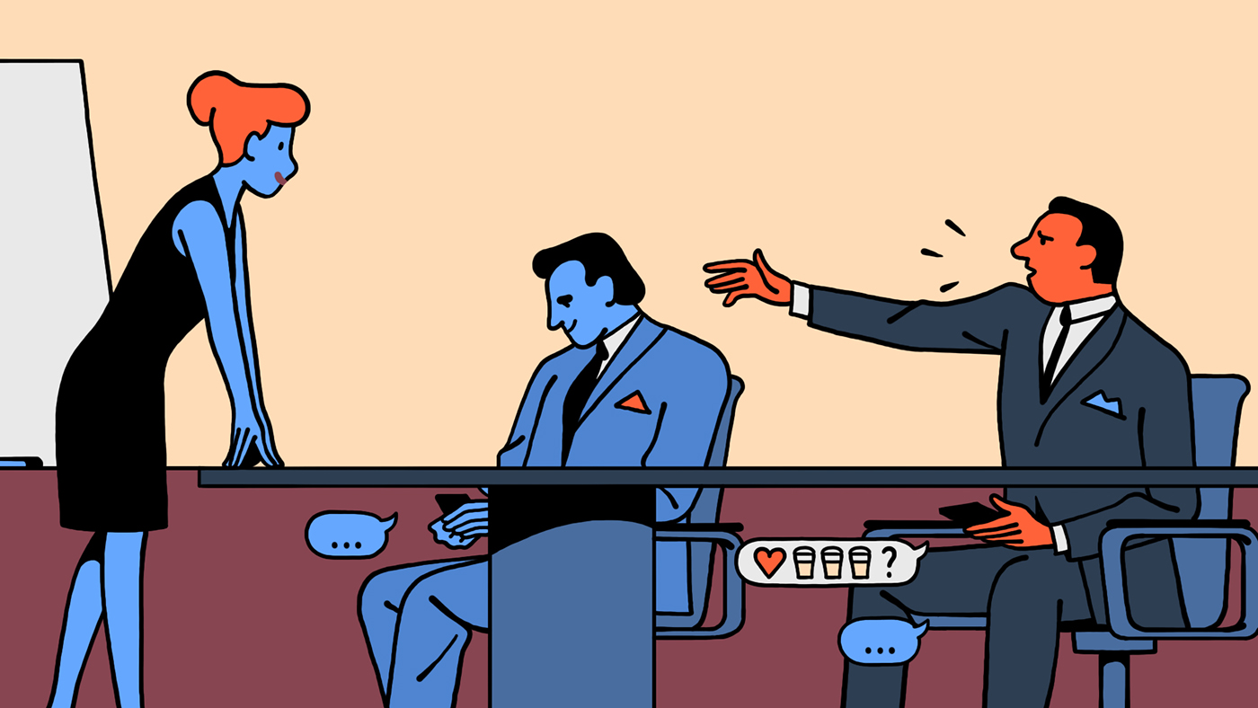 """How to appear wise... in a board meeting"" karya Vincent Mahé"