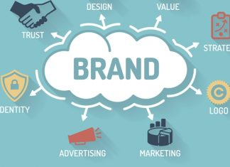 promosi brand