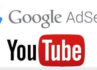 daftar google adsense melalui youtube