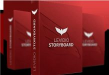 Desain Video Di Power Point Dengan Levidio Storyboard