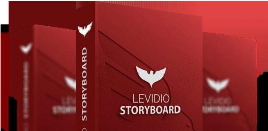 Desain Video Di Power Point Dengan Levidio Storyboard