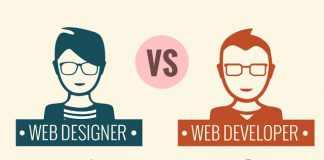 web design vs web development