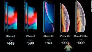 Apple resmi Merilis 3 seri