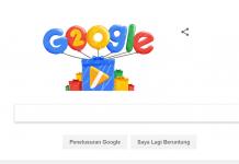 hari jadi google