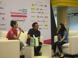 job fair digital karirpad