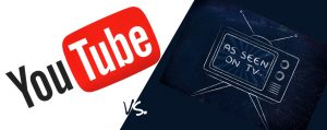 youtube vs tv