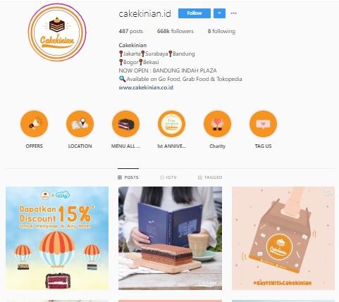 Social media interkatif dalam bisnis kuliner