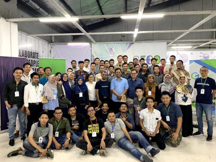 Startup Weekend Surabaya Geco Surabaya 2019